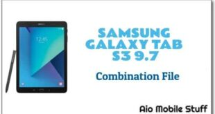 [Combination File] Samsung Galaxy Tab S3 9.7 (SM-T825 / C / Y)