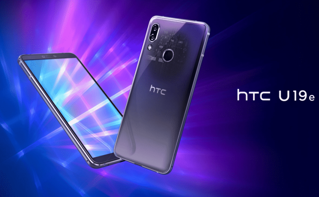 HTC Introduced HTC U19e Smartphone With Snapdragon 710 2