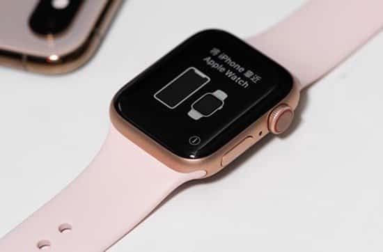 back up Apple Watch
