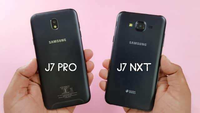 Samsung Galaxy J7 Nxt and J7 Pro Smartphones Receive Upgrade to Android 9 Pie 1