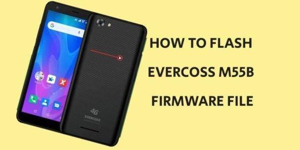 Evercoss M55B Firmware