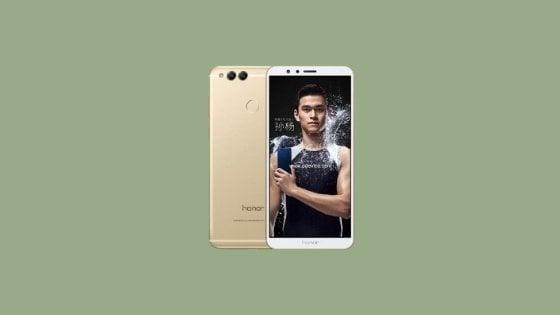 Huawei Bond-AL00 Firmware