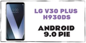 LG V40 ThinQ Receives Android 9 Pie Update | Aio Mobile Stuff