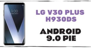 LG V30 Plus H930DS Firmware