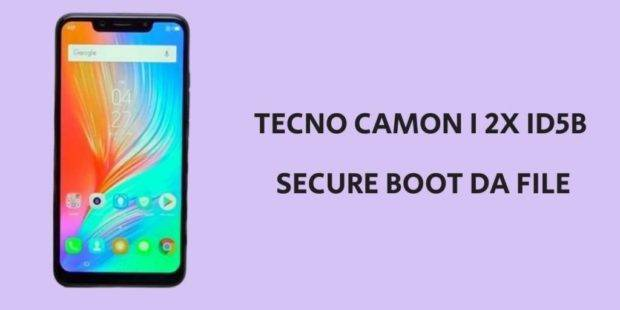 Tecno Camon 11 Da File