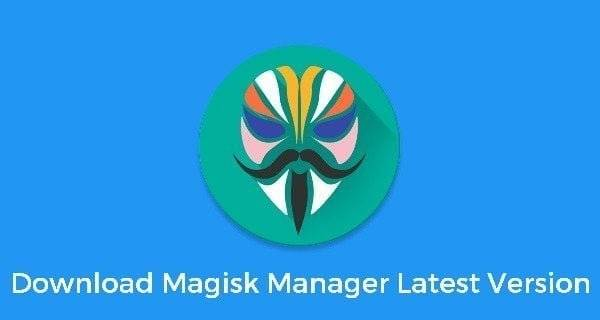 Magisk Manager on Android