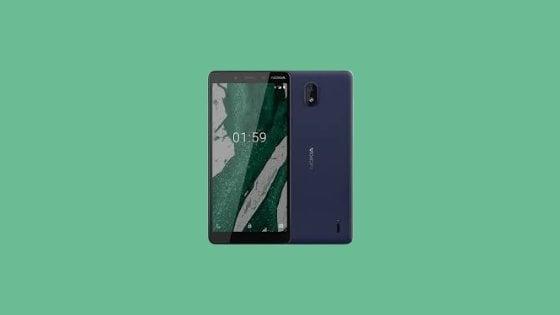Nokia 1 Plus TA-1130 Firmware
