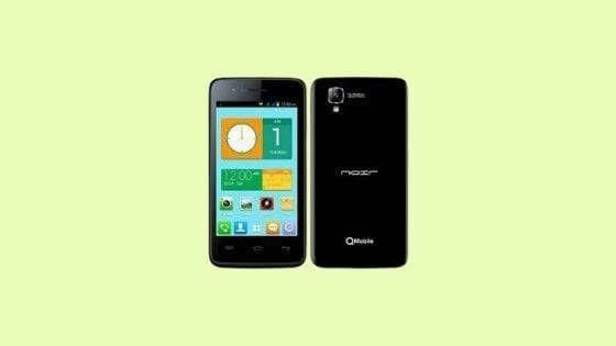 QMobile X25 Firmware