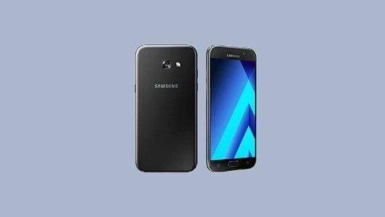 Galaxy A5 2017 SM-A520F Firmware