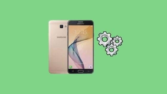Galaxy J5 Prime SM-G570M Combination File