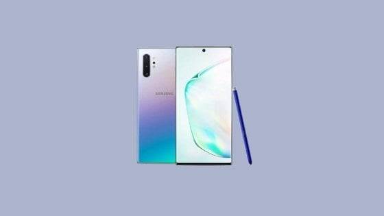 Galaxy Note 10 + SM-N975F Firmware Binary 1 Pie ZTO (US)
