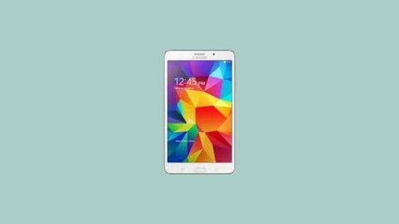 Galaxy Tab 4 SM T239 Combination File