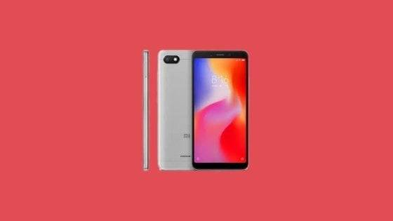 Hard Reset Xiaomi Redmi 6A