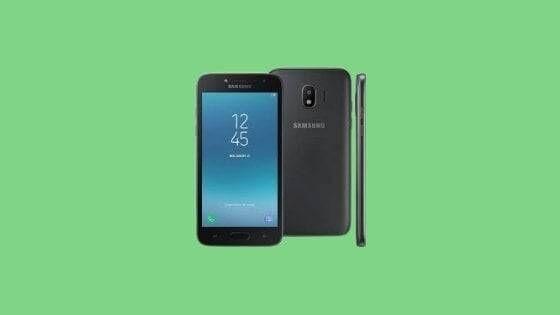 Root Samsung J2 Core J260Y U1