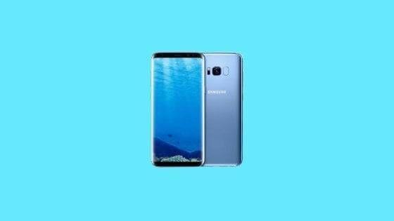 Samsung Galaxy S8 SM-G950N Fix DM-Verity (DRK)