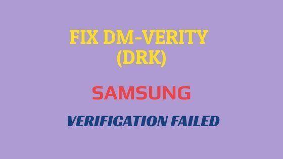 Samsung Galaxy J4 Plus SM-J415FN Fix DM-Verity (DRK) [FRP: ON OEM: ON]
