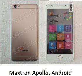 Maxtron Apollo Firmware