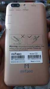 Mifaso C2 Firmware