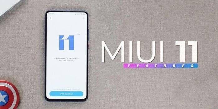 features miui 11