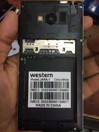 Western Jara-1 Firmware