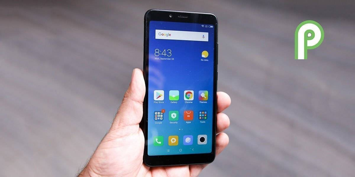Photo of Xiaomi Redmi 6 updated to Android 9 Pie