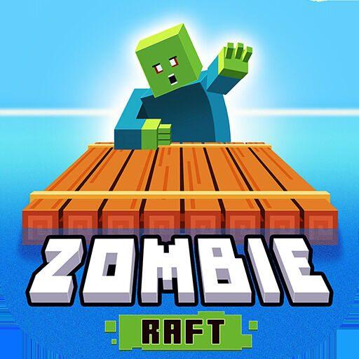 Zombie Raft 3D