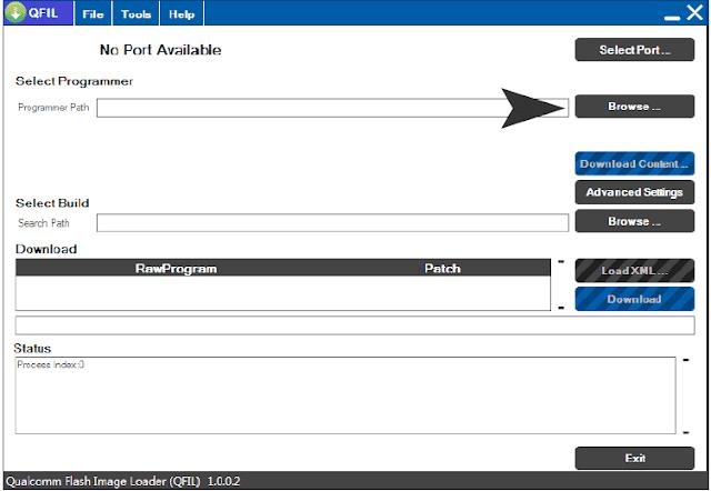 Lenovo A890E Firmware Flash File [QFIL ROM]