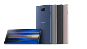 Sony XPERIA 10 Stock Firmware