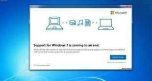 Turn Off Windows 7 Support End Notification