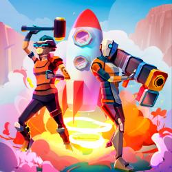 Rocket Royale v1.9.4 Mod Apk Money