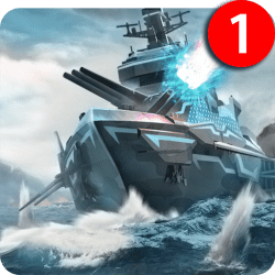 Pacific Warships: Online Wargame PvP Naval Shooter v0.9.163 Mod Apk
