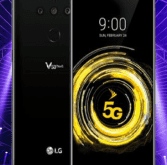 LG V50 ThinQ 5G V450VM10j Verizon Software Update