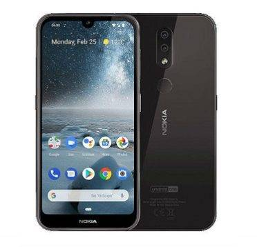 Nokia 2.2 Secure Boot DA File