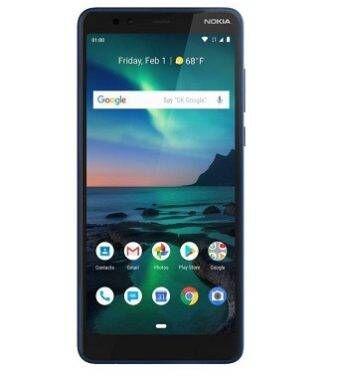 Nokia 3.1A SDM 429 Firmware