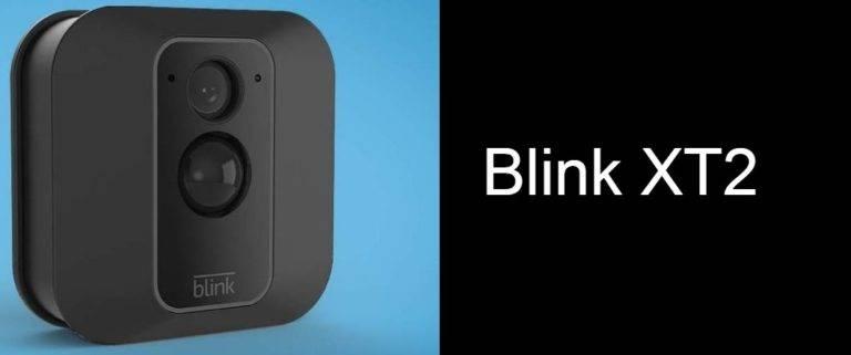 4. Blink XT2
