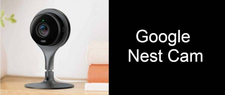5. Google Nest Cam