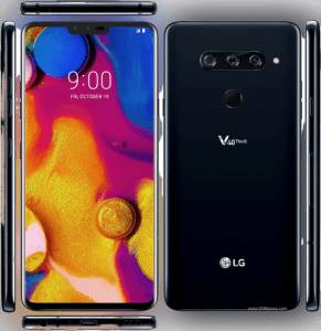 LG V40 ThinQ Firmware Update V405UA20F March 2020 Security Patch