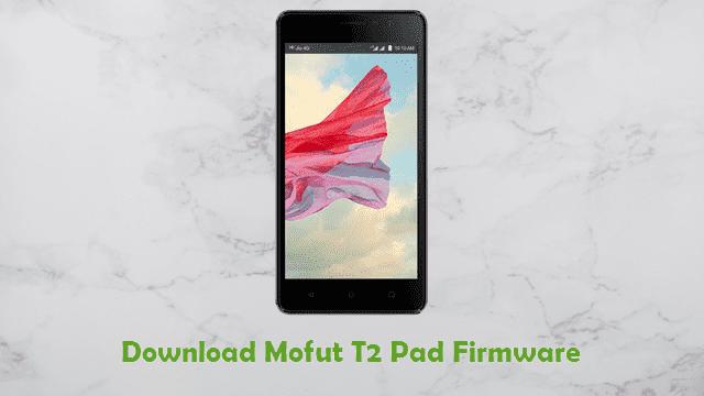 Mofut T2 Pad Firmware File