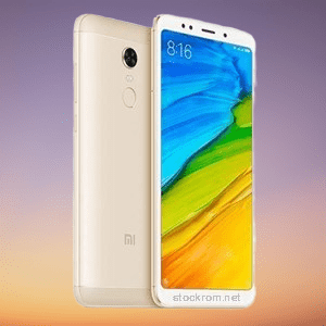 Xiaomi Redmi 5 Plus Firmware