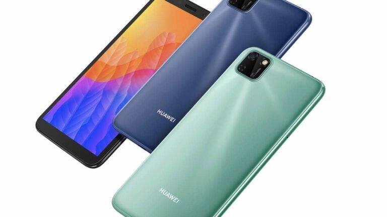 Backup Huawei Y5P