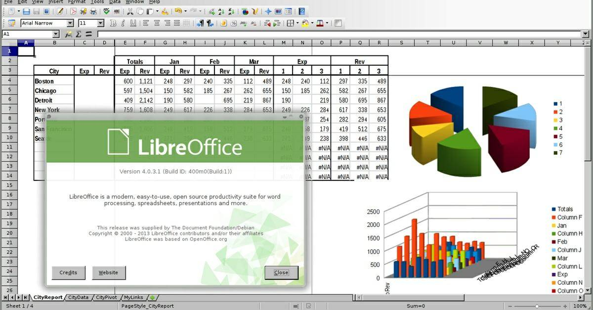 LibreOffice: the office suite you needed