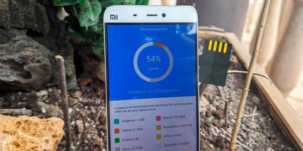 Micro SD As Internal Storage On Xiaomi