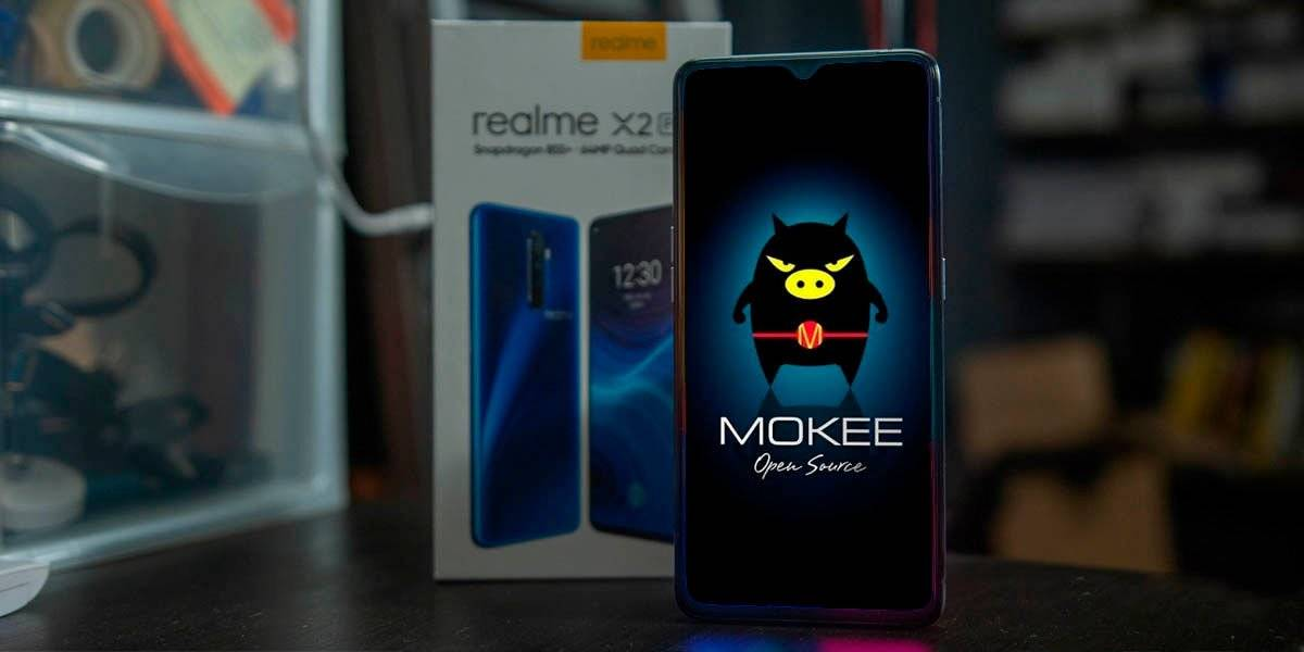 Mokee ROM for your Realme X2 Pro (unofficial)