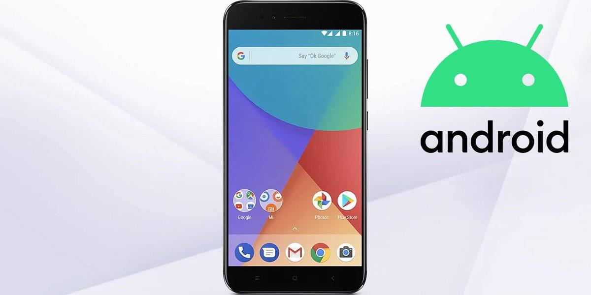 Update your Xiaomi Mi A1 with Android 10
