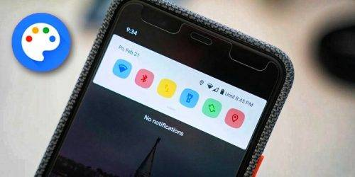 Hidden Themes Of Android 10 Sony Xperia
