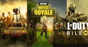 Which is the best FPS ? Call of Duty Mobile vs PUBG Mobile vs Fortnite