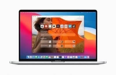Download macOS Big Sur wallpaper Full HD