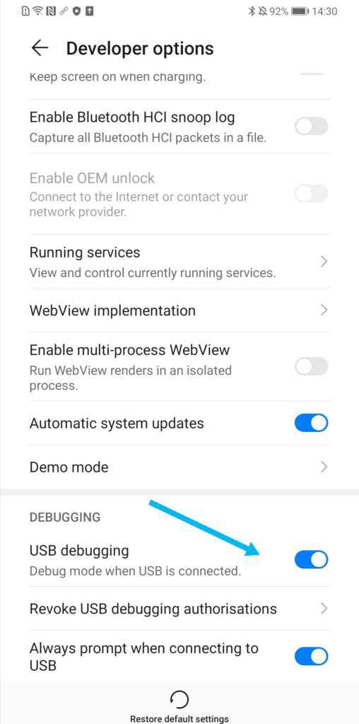 How to add a Google account to Huawei P40 Pro after installing GMS? 5