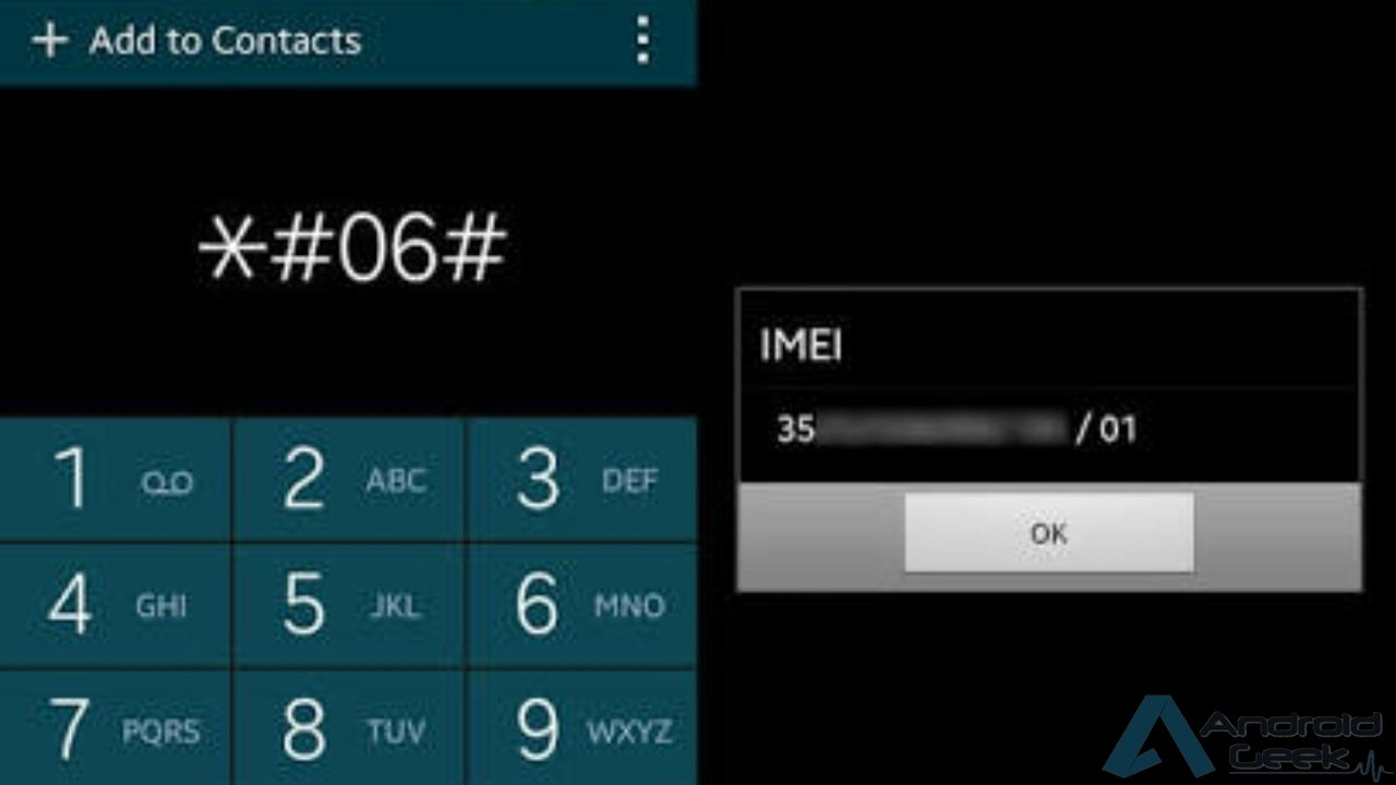 How to know the IMEI number of your smartphone 3