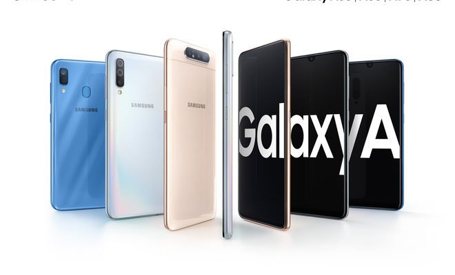 Galaxy to Samsung series - best-selling smartphones
